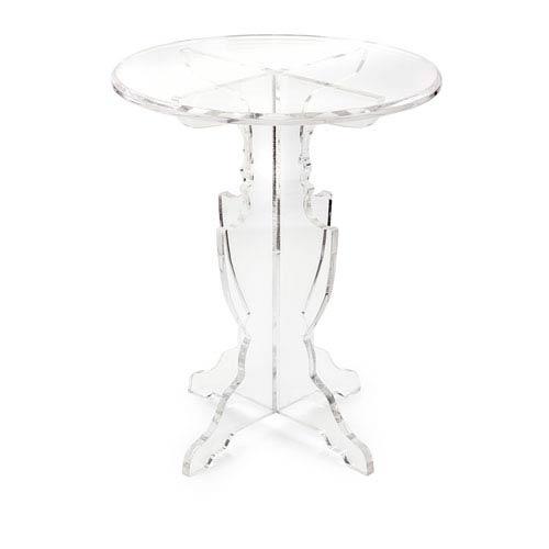 Prestige Acrylic Accent Table