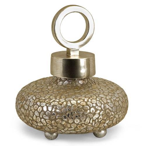 CK Round Myriad Lidded Vase