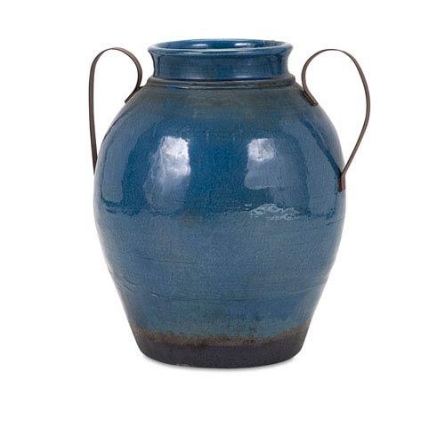 Blue Imax Vases Bellacor