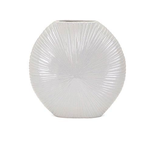 IMAX Ferrant Short Ceramic Vase