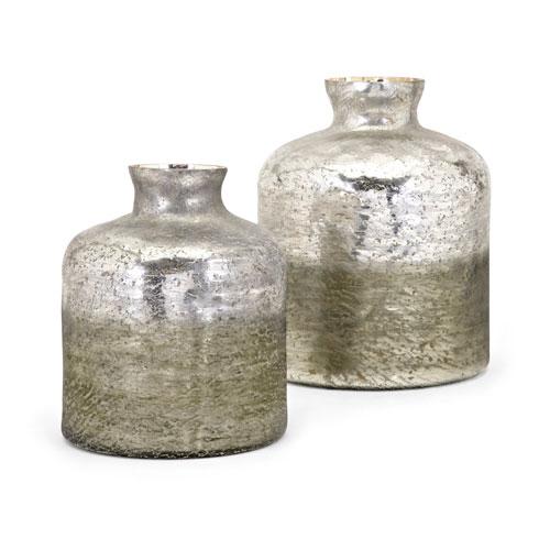 Zaara Ombre Vases, Set of 2