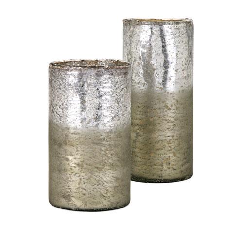 Zuri Ombre Vases, Set of 2