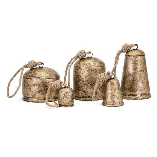 Alina Temple Bells, Set of 5