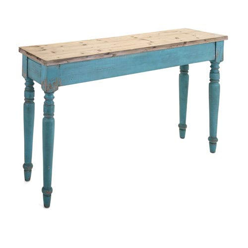 IMAX Claremore Wooden Console Table