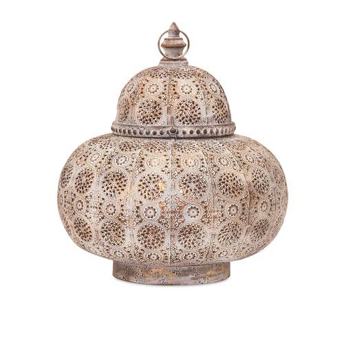 Eliza Large Pierced Lantern