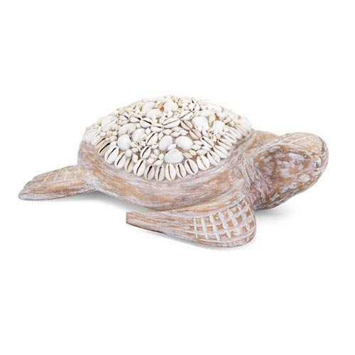 IMAX Hydra Mosaic Shell Turtle