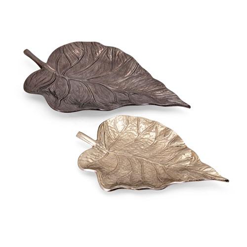 Mabon Decorative Leaf Trays, Set of 2