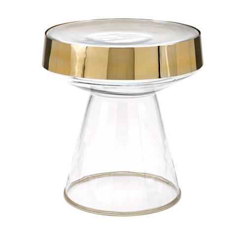 IMAX Leman Glass Table