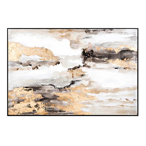 Neutrality Framed Oil Painting