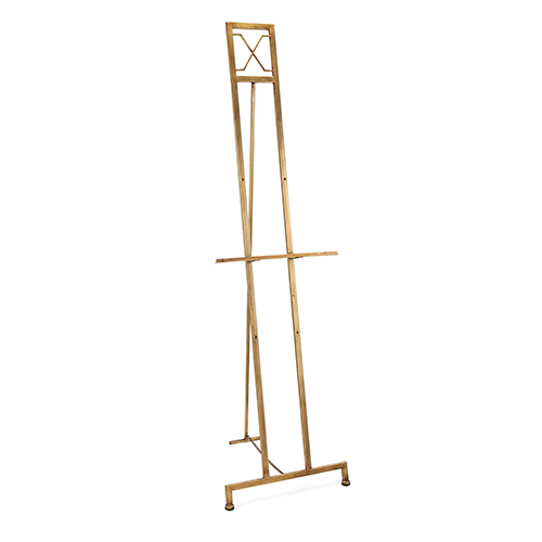 Jamye Large Floor Easel in Bronze