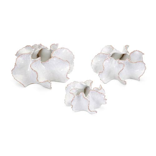 Nia Table or Wall Vases, Set of 3