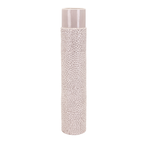 Caplin Medium Vase in Beige