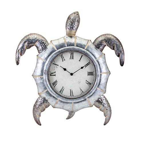 Tyler the Turtle Clock