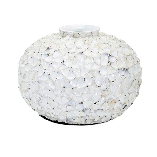 IMAX Dominica Shell Vase
