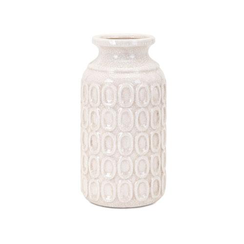 Eleanor Ceramic Medium Vase