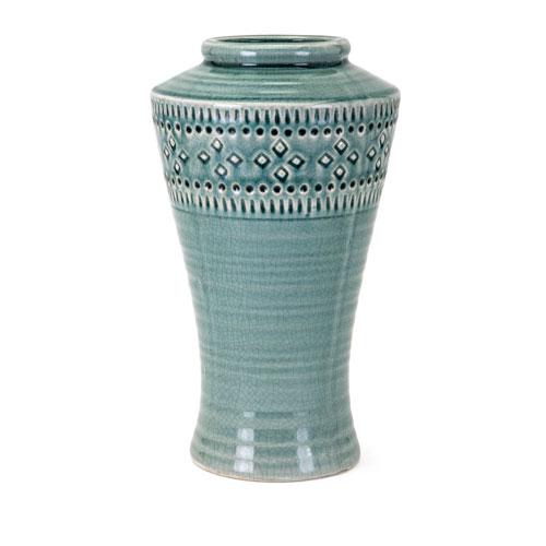 IMAX Luna Large Ceramic Vase