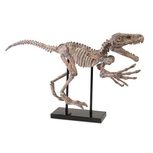 Borsari Grey Prehistoric Dinosaur