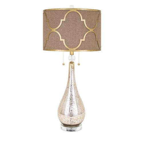 IMAX BF Westly Glass Table Lamp