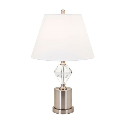 Imax Draco Crystal Table Lamp 59278 Bellacor