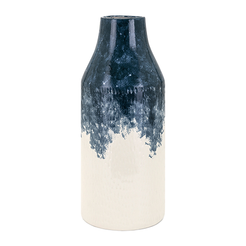Nirra Large Vase in Blue