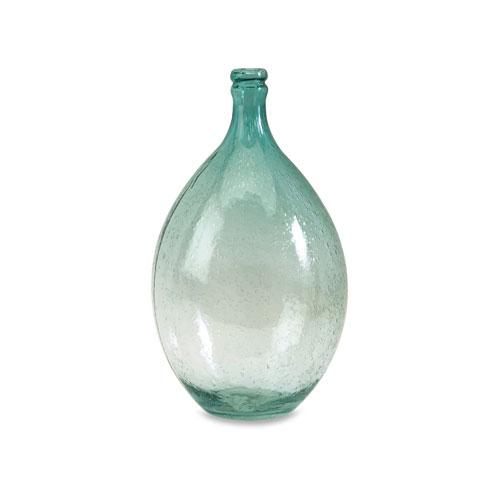 Amadour Medium Bubble Glass Bottle
