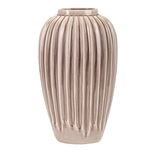 Hunt Large Vase in Beige