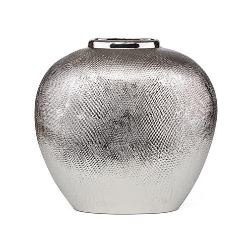 Selma Silver Large Vase
