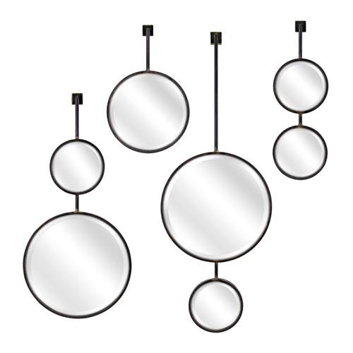 Jackson Wall Mirrors, Set of 4
