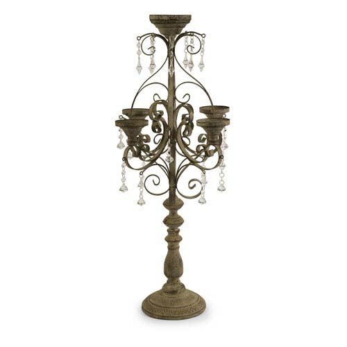 IMAX Tracy Candle Chandelier Tabletop