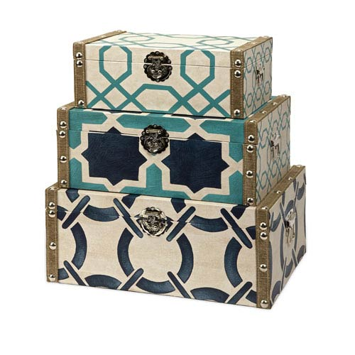 Hadley Boxes - Set of Three