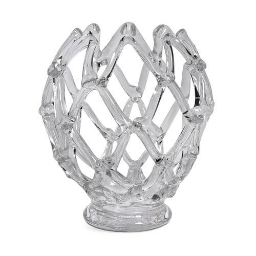 Glass Web Sculpture