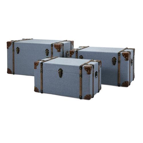 Fullerton Trunks, Set of 3