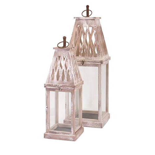 Ramsey Lanterns , Set of 2