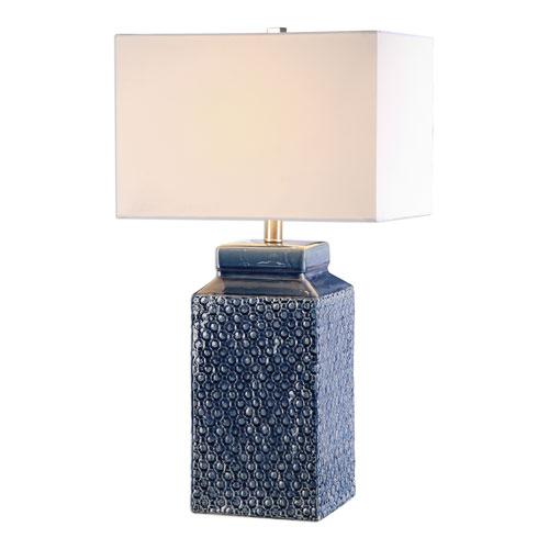 Pero Sapphire Blue Lamp