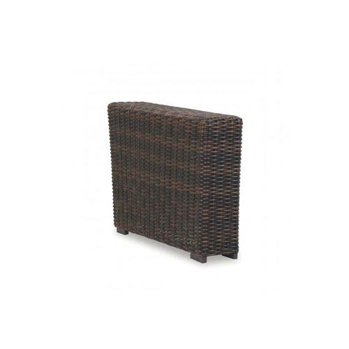 Montecito Cognac 35 x 15-Inch Wedge