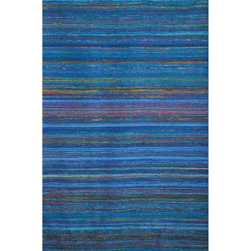 Abacasa Domino Teal Area Rug Reviews: Abacasa Domino Teal Rectangular: 5 Ft. X 8 Ft. Rug 1310