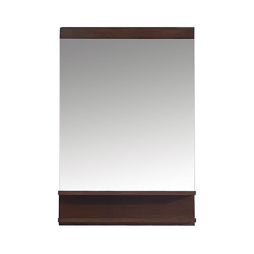 CityLoft 24 inch Mirror in Light Espresso finish
