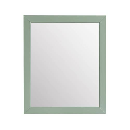 Mercer 28 inch Mirror in Sea Green finish
