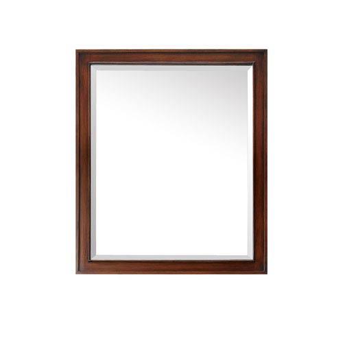 Avanity Brentwood 30-Inch New Walnut Mirror
