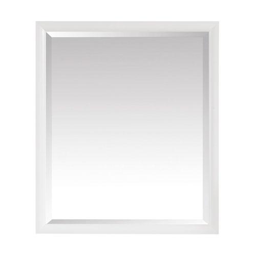 Emma White 28-Inch Mirror