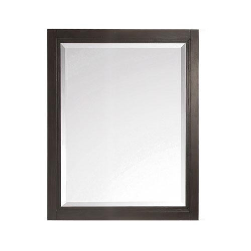 Hepburn Dark Chocolate 24-Inch Mirror