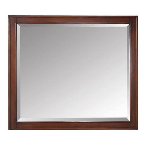 Madison 36-Inch Tobacco Mirror