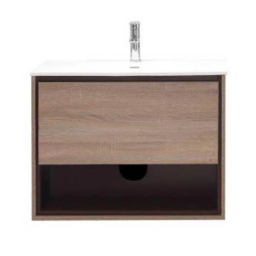 Avanity Sonoma Restored Khaki Wood 31-Inch Vanity Combo