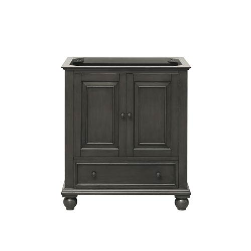 Thompson Charcoal Glaze 30-Inch Vanity Only