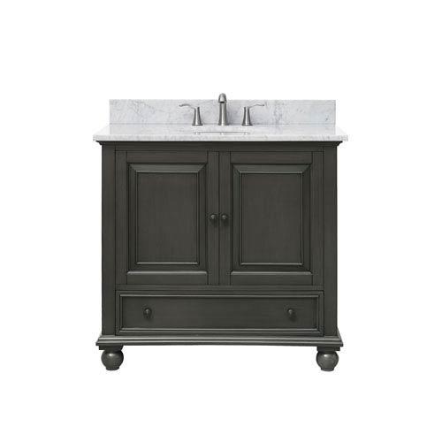 Bathroom Vanities On SALE Bellacor - 36 inch black bathroom vanity