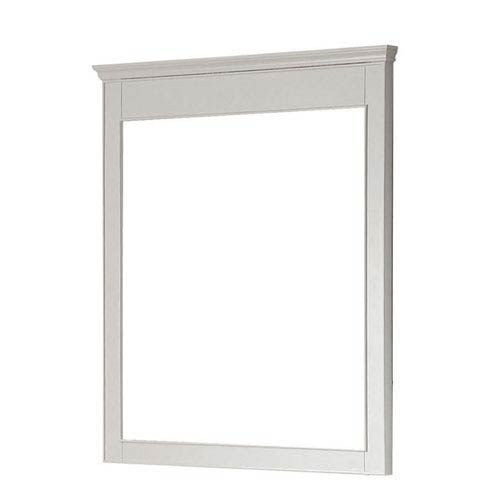 Avanity Windsor White 30 Inch x 36 Inch Mirror