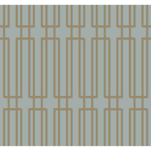 Candice Olson Modern Artisan Plaza Wallpaper: Sample Swatch Only