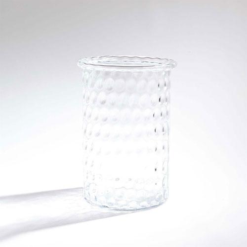 Honeycomb Medium Hurricane Vase