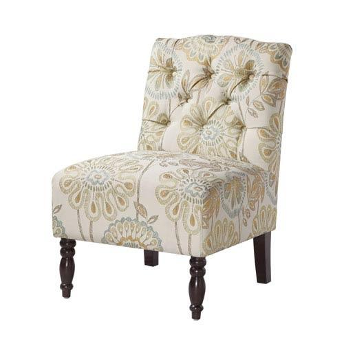 Lola Floral Chair