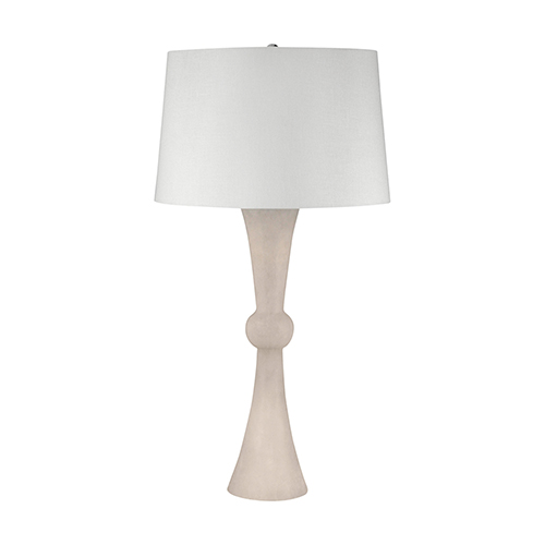 Dimond Alabaster One-Light Table Lamp